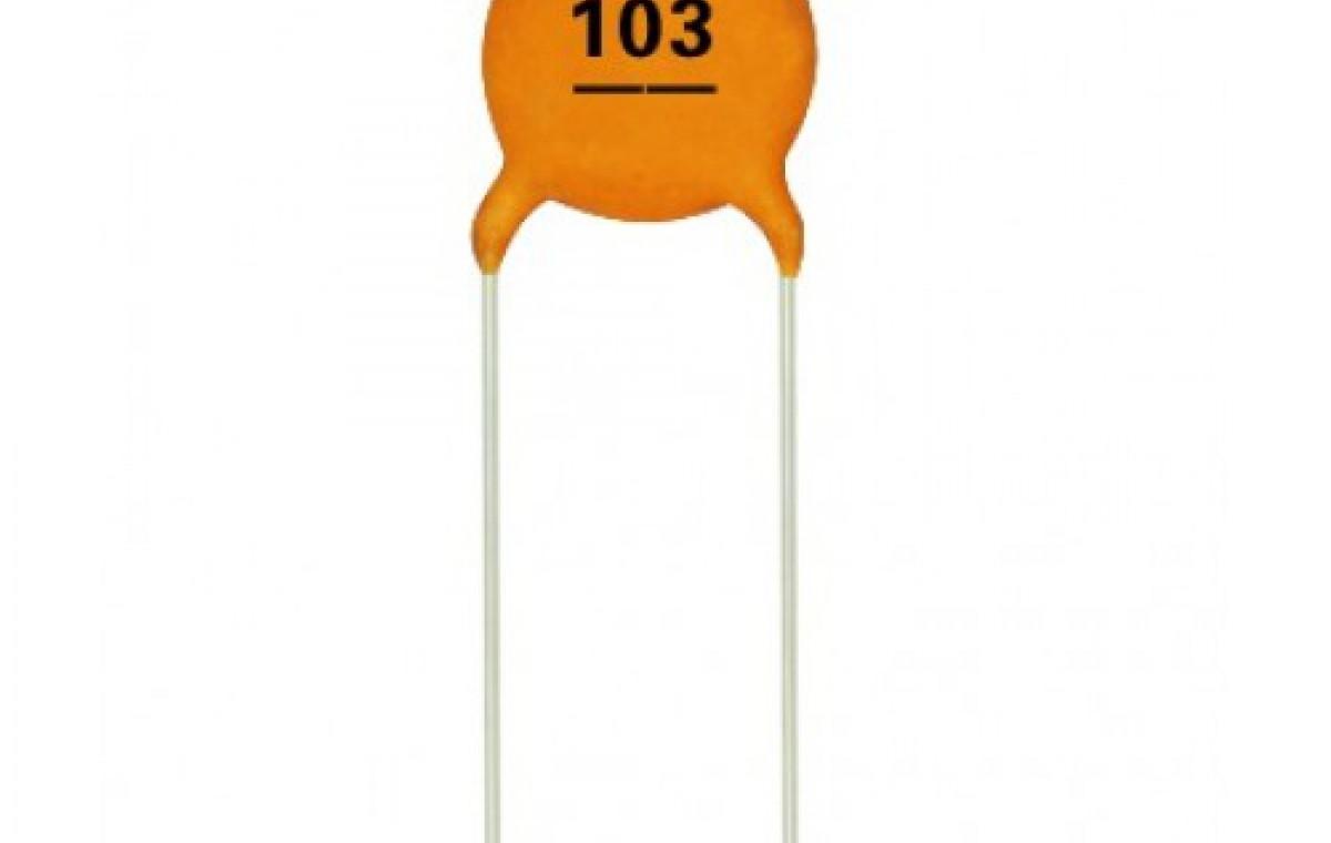 0.01uF  Ceramic Capacitor