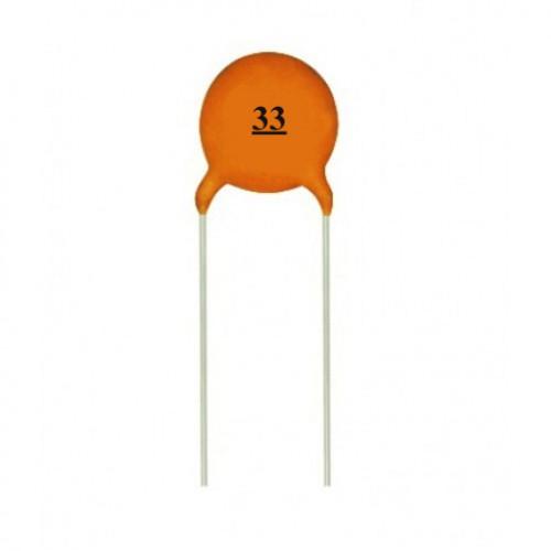 33pF  Ceramic Capacitor