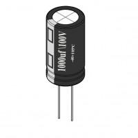 1000uF / 100V Electrolytic Capacitor