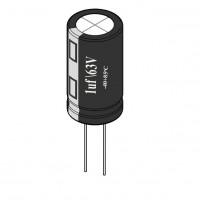 1uF / 63V Electrolytic Capacitor