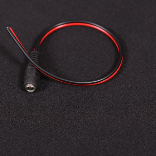 Female DC Power Jack Wire Cable - EE752- DC11R6