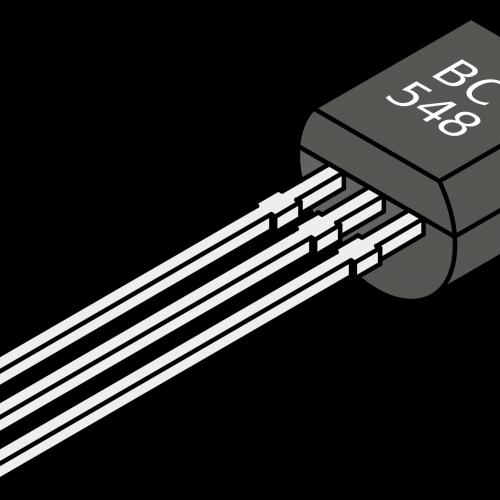 BC548 NPN General Purpose Transistor-EE1707-P2