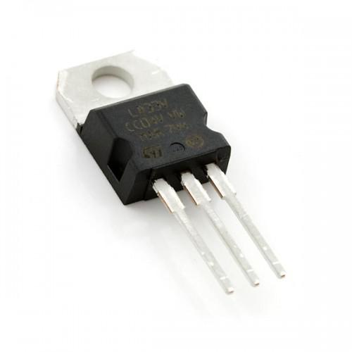Voltage Regulator - 3.3V-EE1108-P1