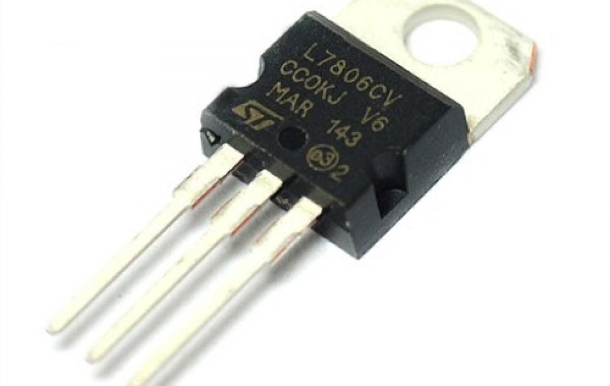 Voltage Regulator - 6V-EE1102-P1