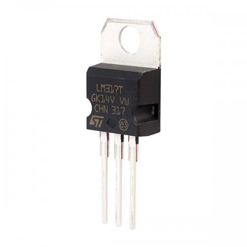 LM317 Voltage Regulator -Adjustable