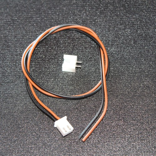 2 Pin RMC Cable & Polarized Connectors - EE2401-DC12R1