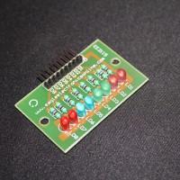 8 Bit LED Array Module- EE2115- DC8R1