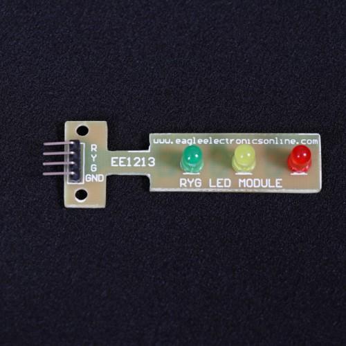 Traffic Light LED Display Module