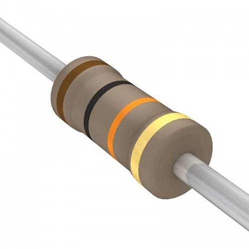10k Ohms Carbon Film Resistor- 1/4 W(5 Per Pack)-EE114-I5R3