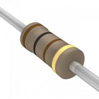 100 Ohms Carbon Film Resistor- 1/4 W(5 Per Pack)-EE102-I2R2