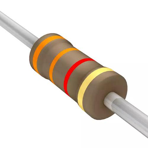3.3k Ohms Carbon Film Resistor- 1/4 W(5 Per Pack)-EE127-I5R1