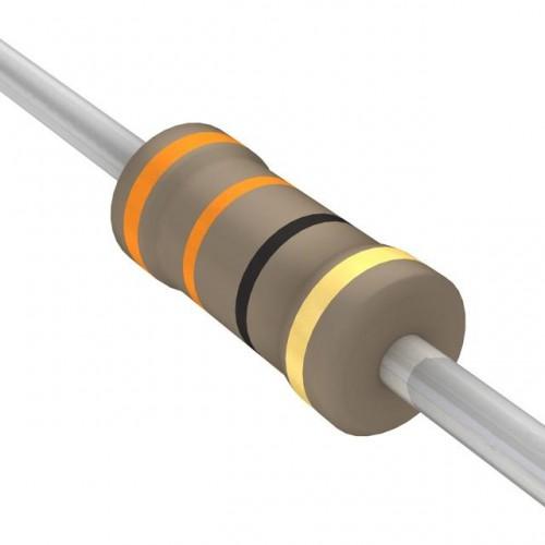 33 Ohm Carbon Film Resistor- 1/4 W(5 Per Pack)-EE141-I7R3