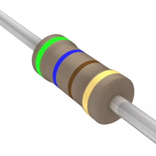 560 Ohms Carbon Film Resistor- 1/4 W(5 Per Pack)-EE130-I4R1