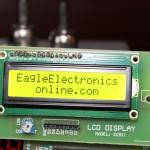 16x2 LCD Display Module (Green Backlight)