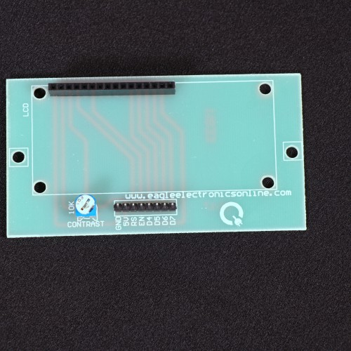 LCD Breakout Board-4Bit