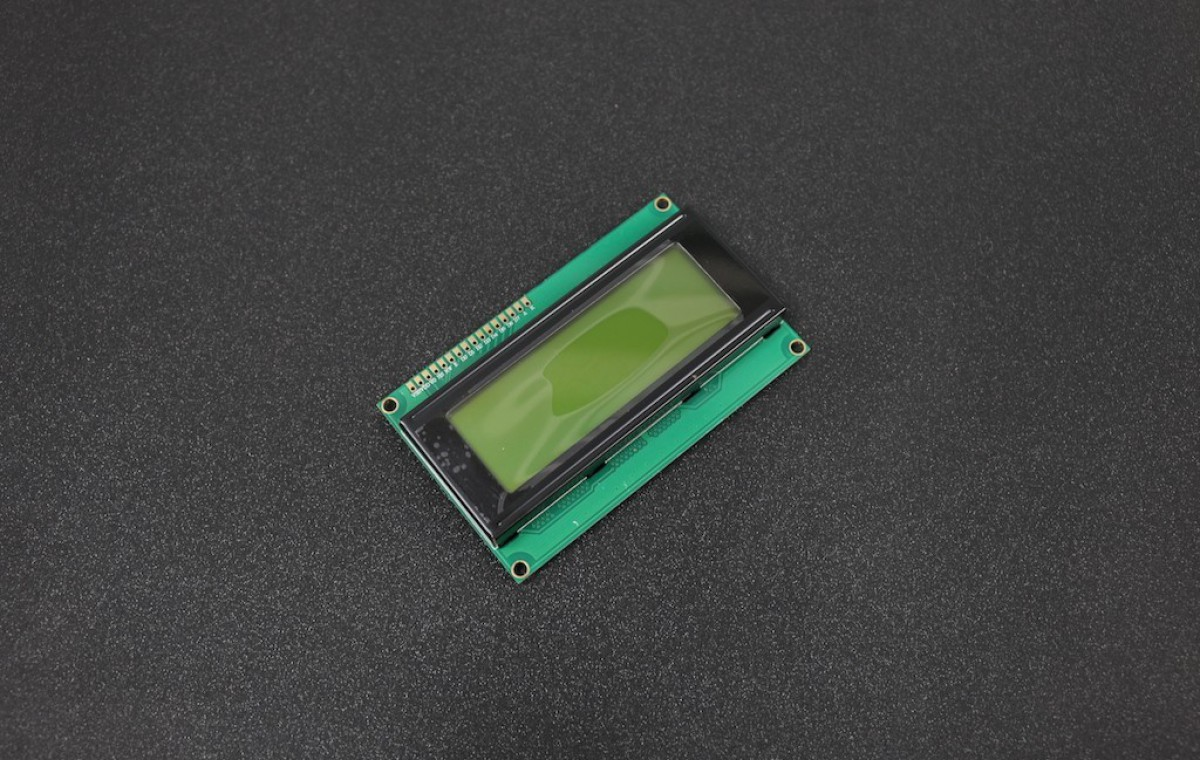 20x4 LCD Display White/Blue LED Backlight-EE803-O3