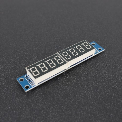 MAX7219 8-Digit 7 Segment Display Module