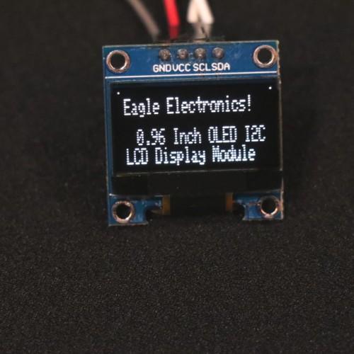 0.96 Inch OLED I2C Display Module-EE815-Q5
