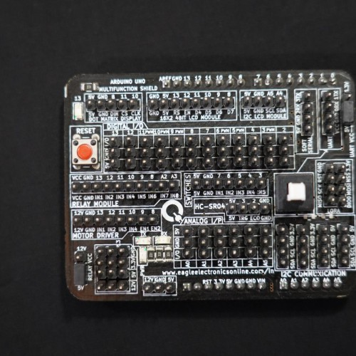 Header Pin Base Shield For Arduino