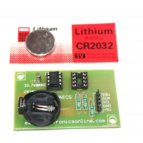 DS1307 RTC Module-EE912-CC11R2