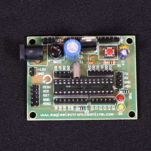 AVR 28 PIN Development Board (Without chip)- EE626-DC5R2