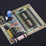 PIC 40 Pin Development Board -EE1906-DC5R4
