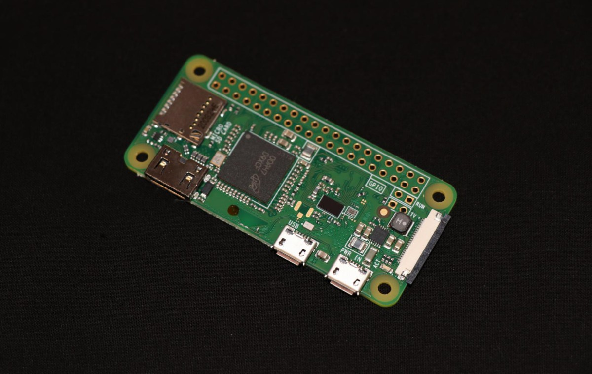 Raspberry Pi Zero W V1.1