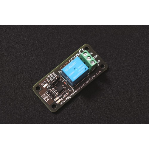 1 Channel 5V Relay Module  With Optocoupler Isolation-EE2008-BC1R1