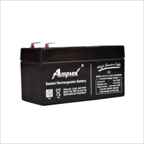 12V 1.3Ah Rechargeable Battery-EE1012-BC6R1