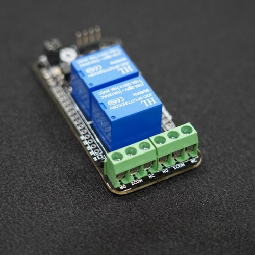 2 Channel 5V Relay Module with Optocoupler-EE2011-BC1R3