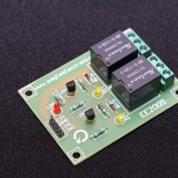 2 channel 12V relay Module-EE2005-BC1R4