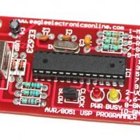 AVR+8051 USB programmer