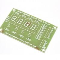 7 Segment Common Cathode Board PCB