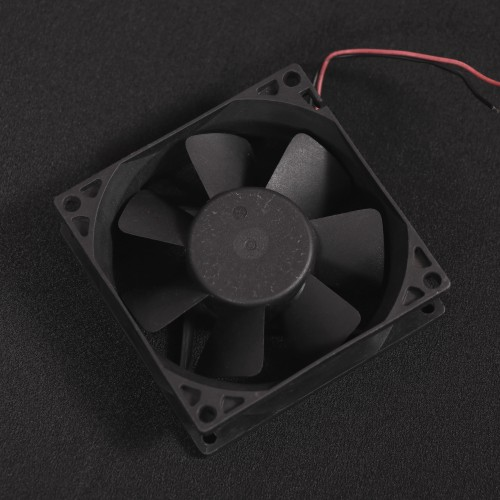 DC Brushless 12V 2 Pin Cooling Fan-EE1224-CC9R2