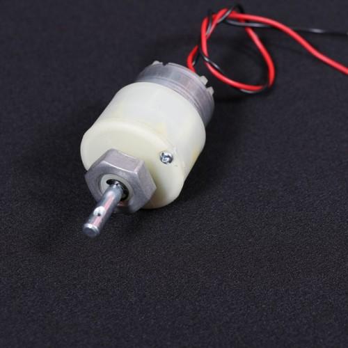 100RPM 12V DC Gear Motor -EE1202-CC1R5