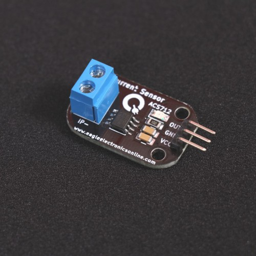 ACS712 20A Current Sensor Module-EE531XX-AC3R5