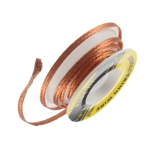 Desoldering Copper Wick