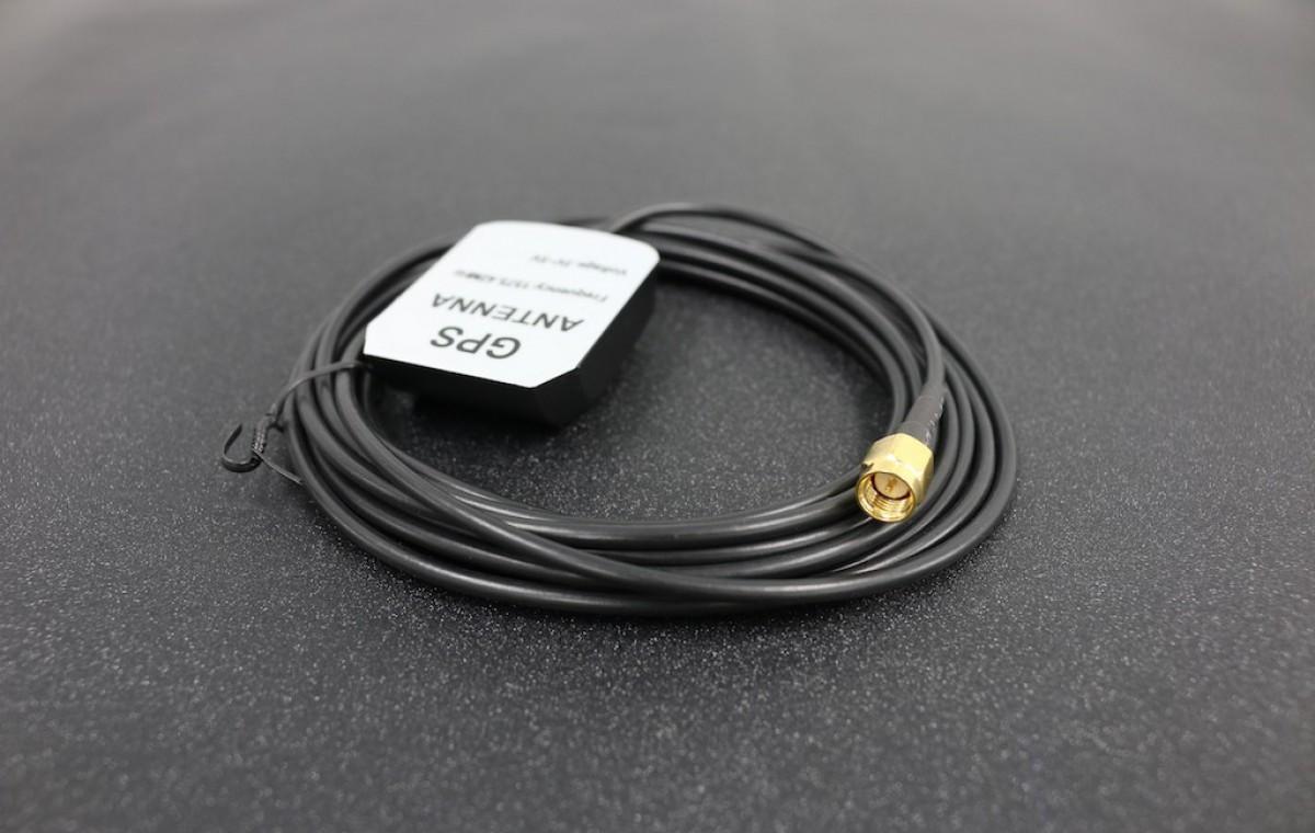 GPS EXTERNAL ACTIVE ANTENNA WITH SMA CONNECTOR