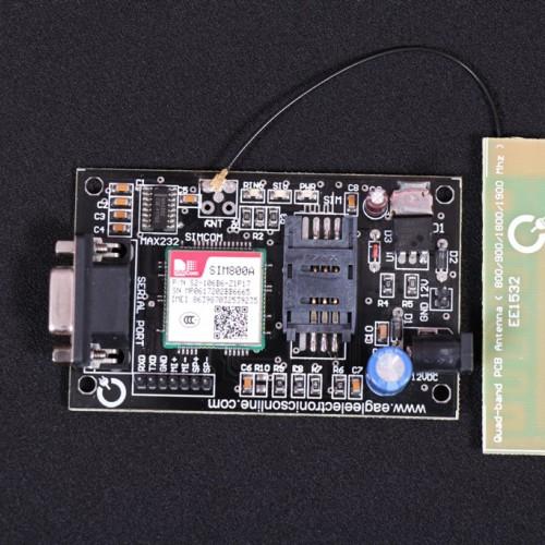 SIM800 Quad Band GSM/GPRS Serial Modem