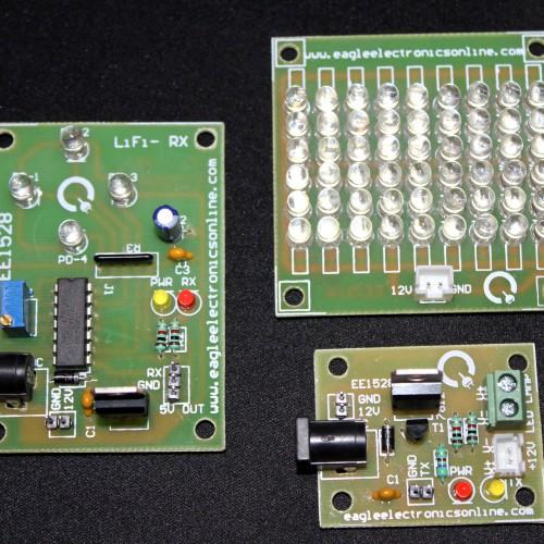 Li-Fi - Visible Light Communication-EE1528-DC5R1