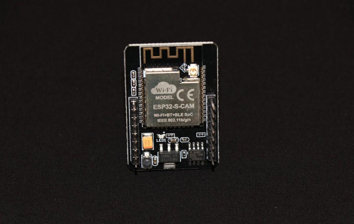 ESP32 CAM WiFi Module Bluetooth with OV2640 Camera Module